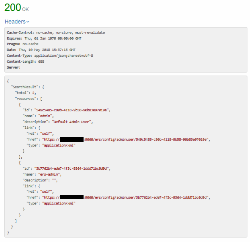 Cisco Identity Services Engine RESTful API – packetsandflows cloud